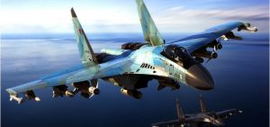 """Pilot F-22: """"The eyes of the Russian pilot inspire fear"""""""