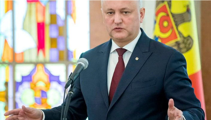 Moldovan President promised to prevent political crisis in the country