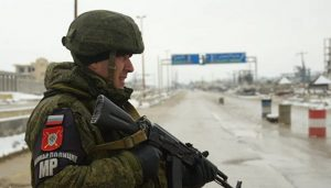 Why are the US afraid of engaging in direct military confrontation with Russia?