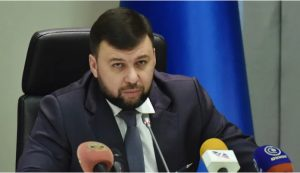 Pushilin: Ukraine aims at the homes of civilians