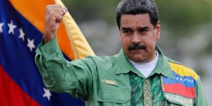 Venezuelan President congratulates Putin and the people of Russia on Victory Day