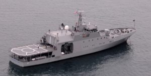 In Caracas reported the discovery of three abandoned boats of the Navy of Colombia