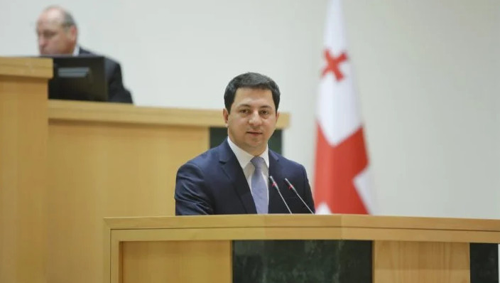 An incomprehensible decision: the speaker of the Georgian parliament commented on the new appointment of Saakashvili