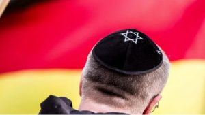 In Germany, the number of crimes motivated by anti-Semitism increased by 13%