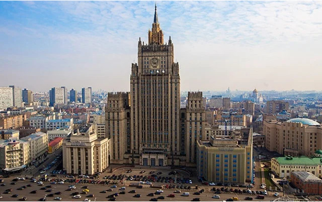 Russia wants to have a serious conversation with the USA due to distortion of history