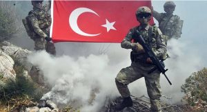 Turkey ready to return fire at Libyan National Army
