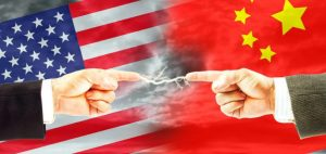 The war of the USA and China threatens to turn from information - into a trench