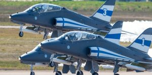 Finnish Air Force will hold large-scale exercises in late May