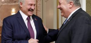 Pompeo sold Lukashenko American oil for 4 days of operation of one refinery