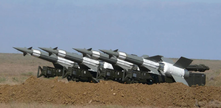 Turkey bought from Ukraine Soviet air defense systems for the Libyan PNS