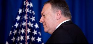 "The State Department ""dug"" near Pompeo, who illegally sold weapons"