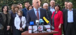 In Moldova, called the main factor that will finish the ruling coalition