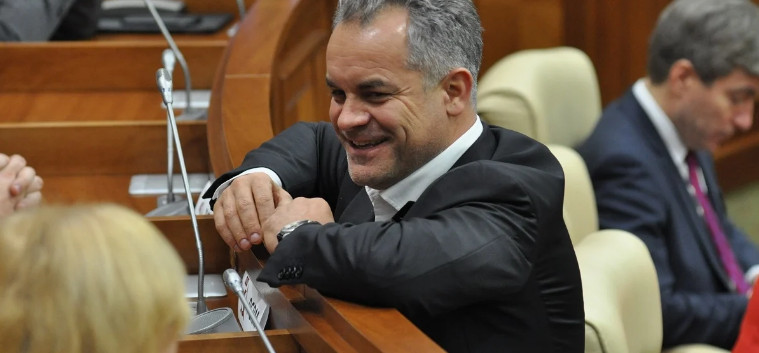 Plahotniuc remains with 1.5 million euros before the dissolution of the Parliament of Moldova