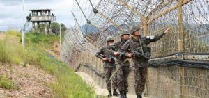 Both Korea violated ceasefire in demilitarized zone