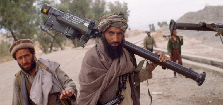 Mujahideen survived a superpower: the US recognized the shameful failure of the Afghan campaign