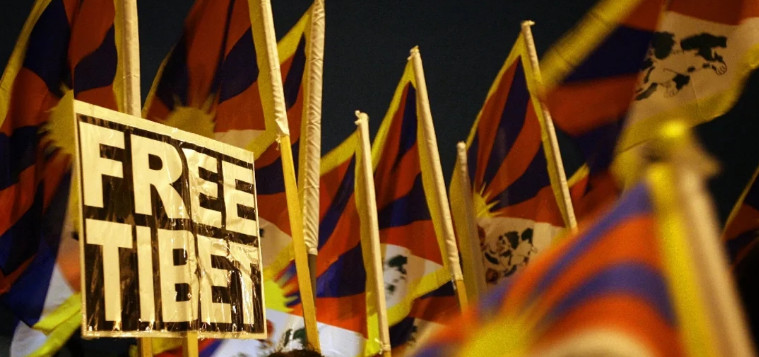 US threatens China to recognize Tibetan independence