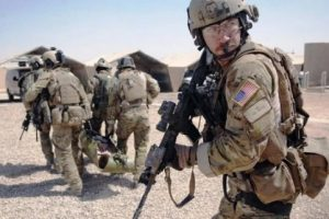 Americans are urgently taking troops from Afghanistan: they are being driven by the coronavirus