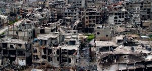 Five times a day in Syria violated the truce