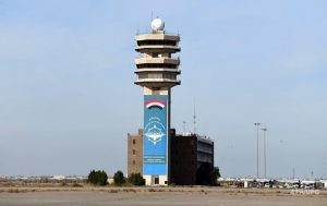 Three missiles fell at Baghdad airport