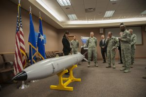 Nuclear weapon experiments in Europe: aggravation of relations between Russia and NATO?