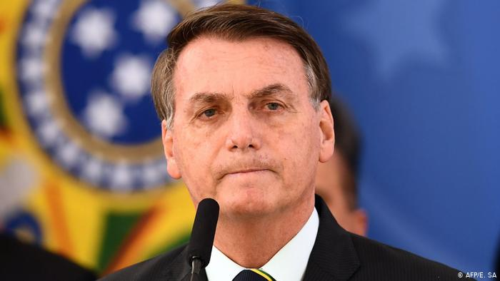 Bolsonaro requests that the investigation against him be closed for service-related crimes