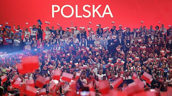 In Poland, it was reported that the presidential elections on May 10 would not be held