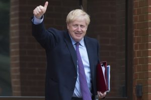 Britain is puzzled by the success of the prime minister - Johnson admired Reagan so much that he borrowed the worst