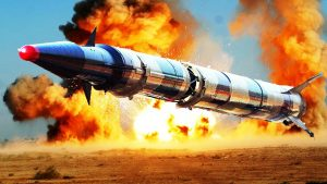 "The ""Super-duper missile"". World moving toward lethal weapons"