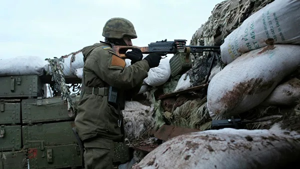 DPR reported 78 truce violations by the security forces in one week