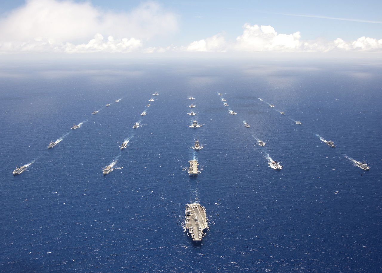 Japan will participate in a joint RIMPAC exercise with the United States, despite the pandemic