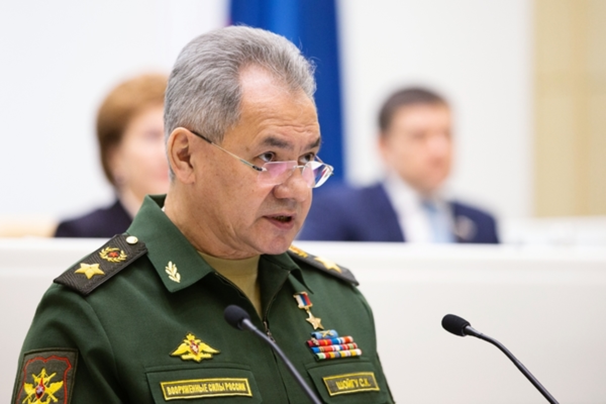 Shoigu named one of the main threats to Russia's military security