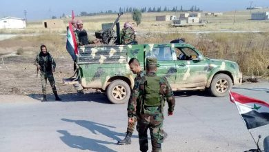 Residents of Syrian village blocked path of American military convoy