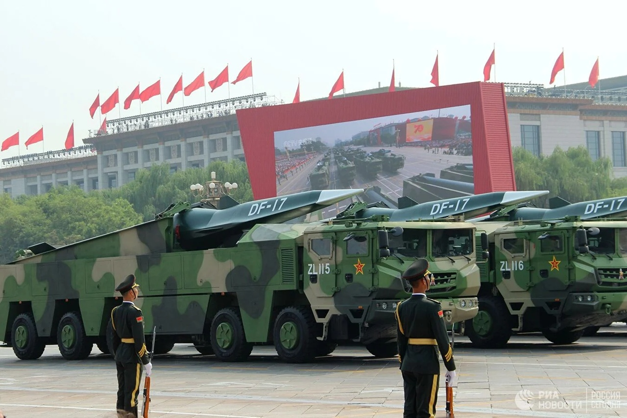 The United States continues to invite China to nuclear arms negotiations
