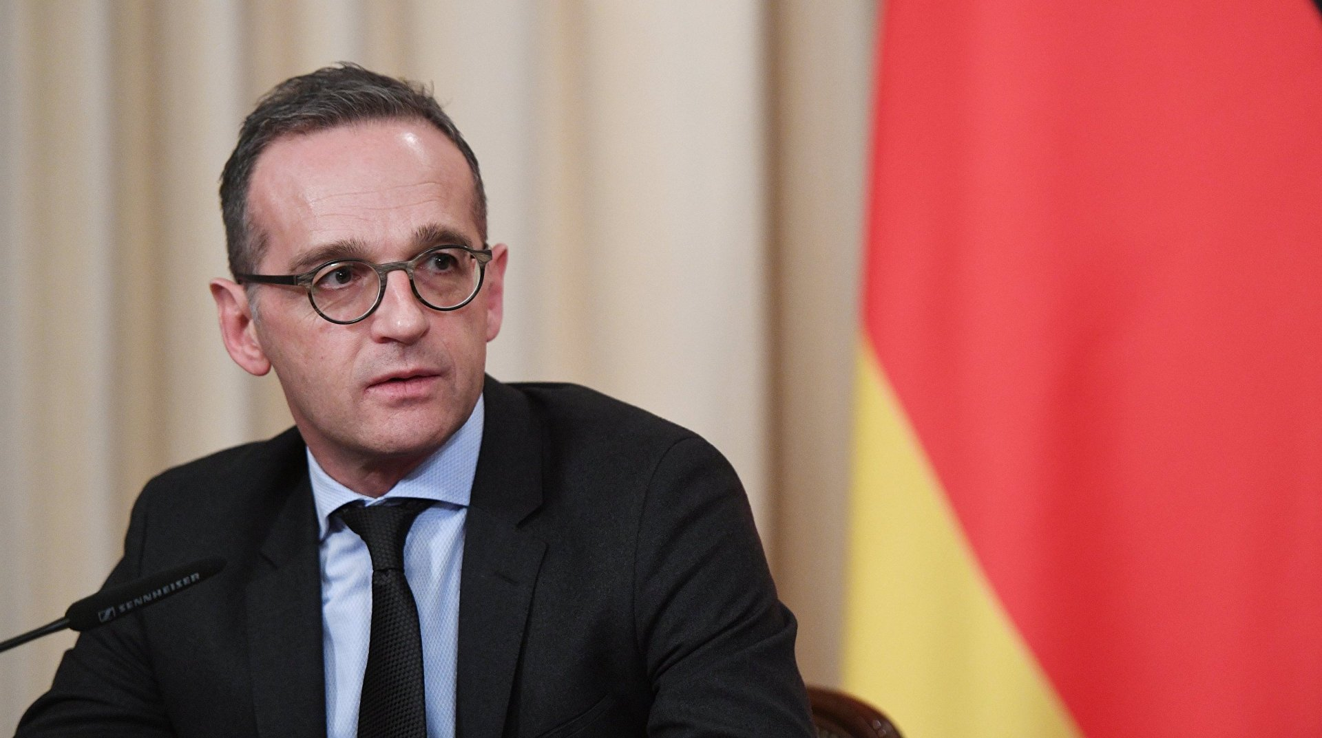 """Heiko Maas appreciated possibility of implementing the decisions of the """"Norman Four"""""""