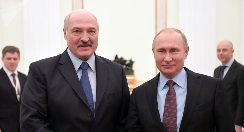 Lukashenko intends to discuss with Putin interference in Belarus elections