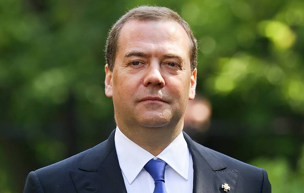 Medvedev says Russian constitutional amendments will bolster separation of powers