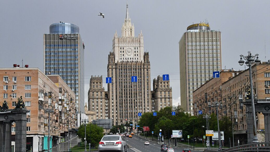 Foreign Ministry condemns US arms supplies to Ukraine