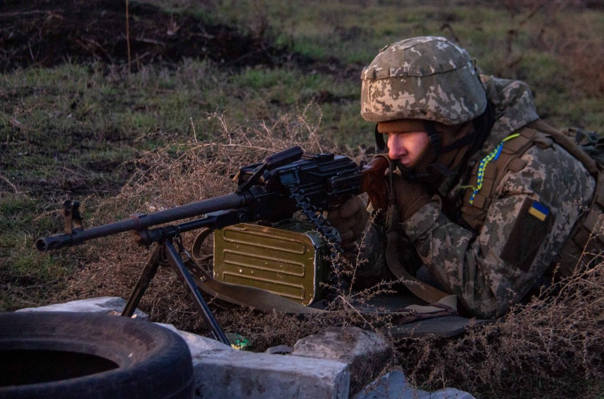 Punishers fired at 6 settlements of the DPR and received reciprocal action