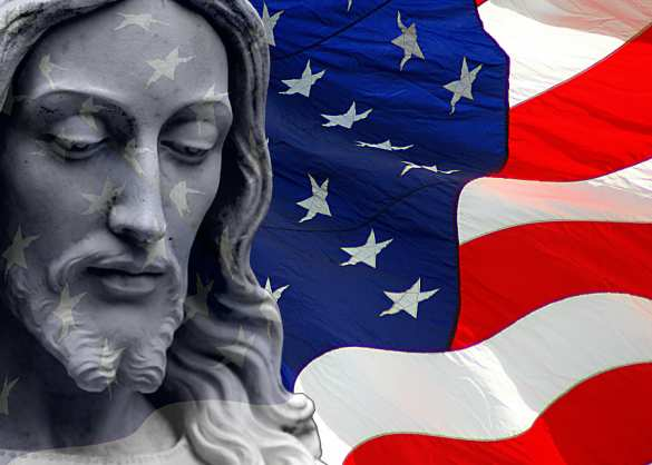"""Must fall"": in the United States offered to demolish the statues of Christ"