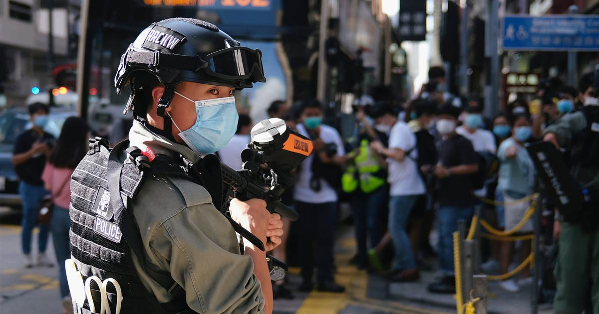 Tokyo said that the Hong Kong law could prevent Xi Jinping from visiting Japan