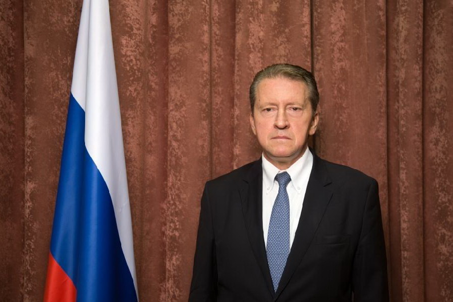Ambassador assessed relations between Russia and India