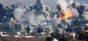 Al-Nusra militants fired on settlements in three provinces of Syria