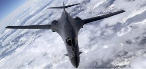 US tried to scare Russia with bombardment exercises over the Black Sea