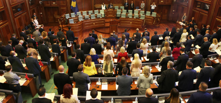 New government approved in Kosovo
