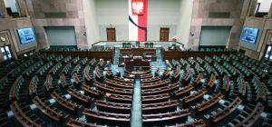 The Parliament of Poland passed a vote of confidence in the government