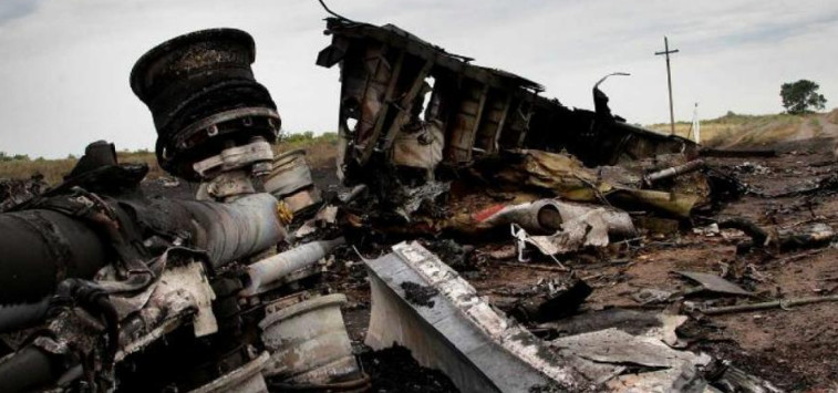 Western media do not check investigations into the crash of MH17