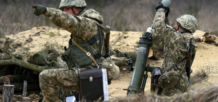 AFU for a day two times opened fire on the DPR