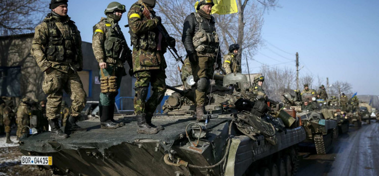 All attempts of Ukraine to return the Donbass are empty maneuvers