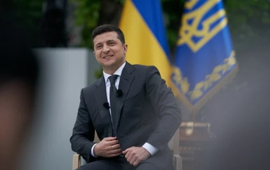 Zelensky does nothing to make his promises come true