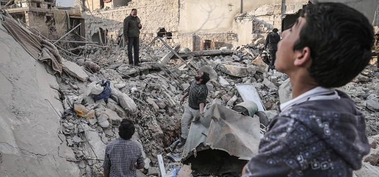 Dutch organization caught on false investigations of war crimes in Syria